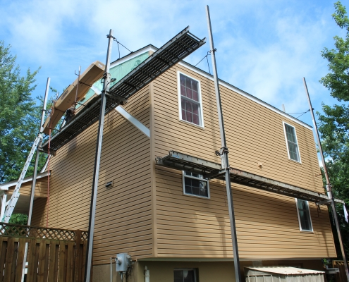 Home siding repair and replacement - Top Dog Home Pro Woodbridge, VA