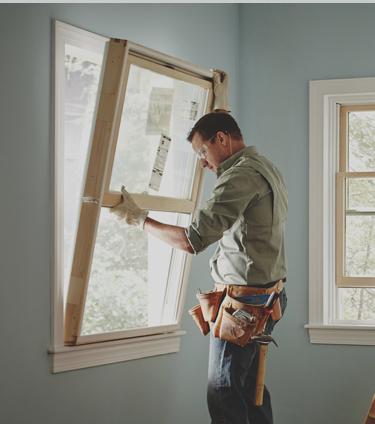Window installation in Woodbridge, VA