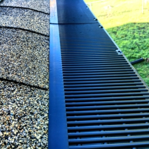 Gutter Covers installed in Woodbridge, VA