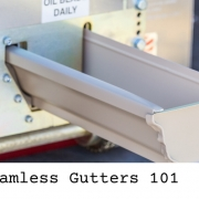 seamless gutters near me