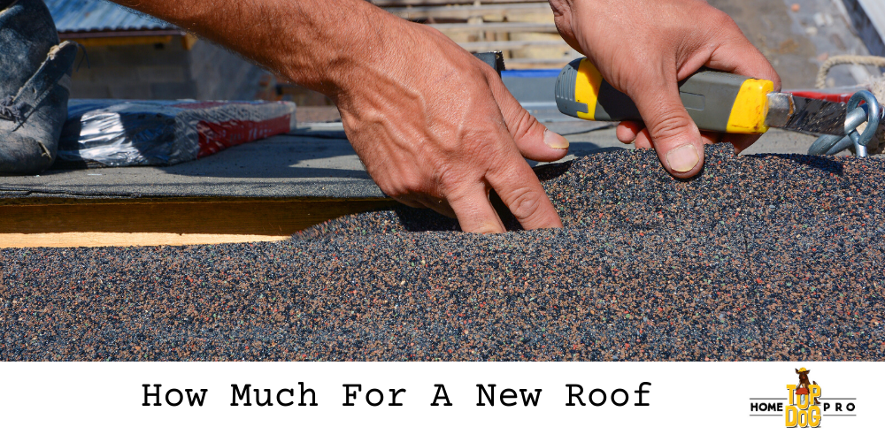 new roof costs