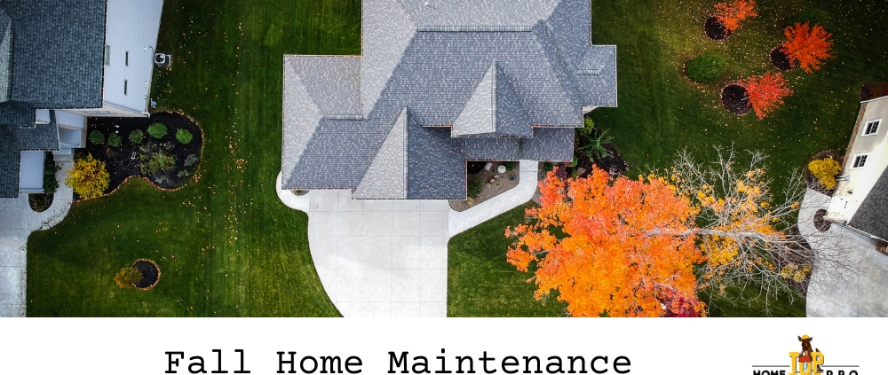 fall roof maintenance