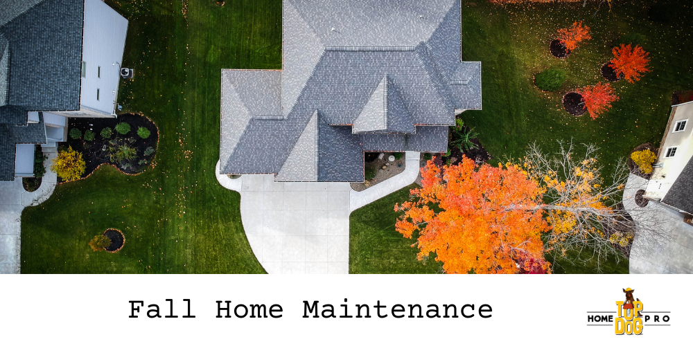 fall roof maintenance