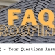 roofing FAQ