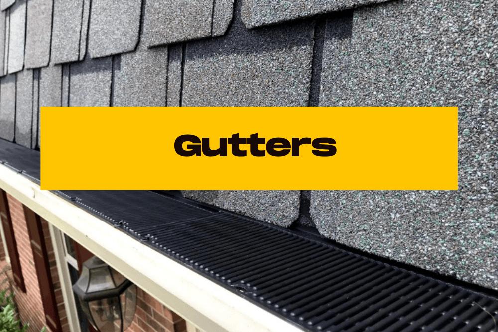 new gutters